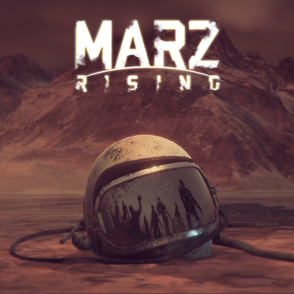 MARZ RISING | doorfortyfour