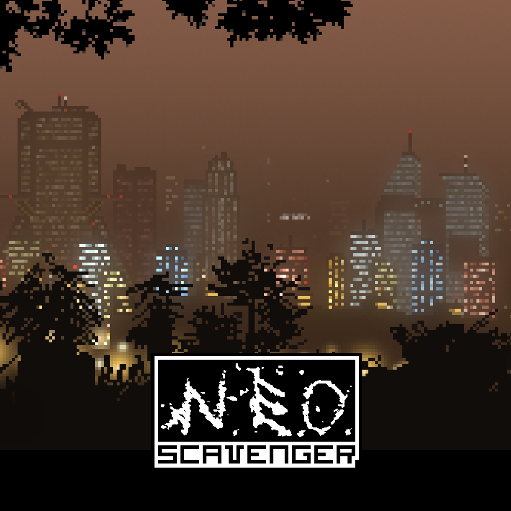 NEO SCAVENGER | Blue Bottle Games